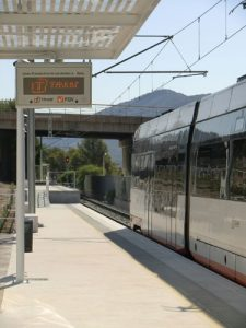Alicante Tram Line 5
