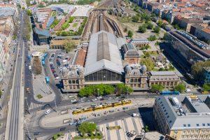Budapest Agglomeration Railway Strategy
