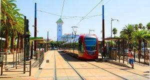 Casablanca tramway