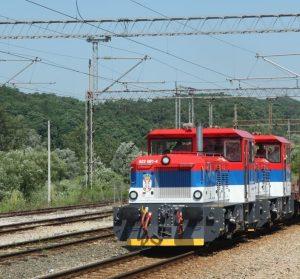 diesel shunting locomotives