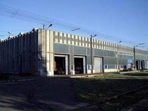 Debrecen wagon plant