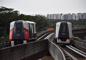 two-car trains