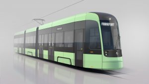 ForCity Plus low-floor trams