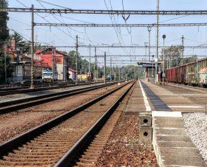 Petrovice-Břeclav railway