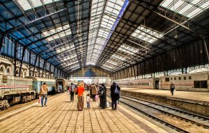 Railway improvement and safety for Egypt