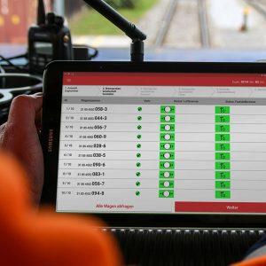 autonomous measuring system