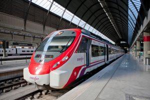 Cercanias trains