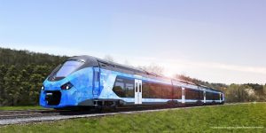 electric-hydrogen trains