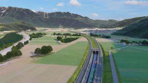 Brenner Northern rail access