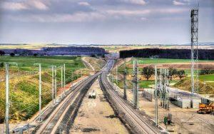 Plovdiv-Burgas rail