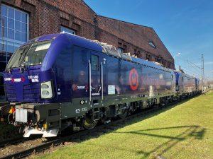 Vectron multi–system locomotives