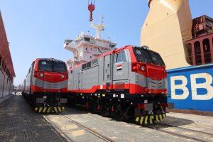 Evolution Series Locomotives