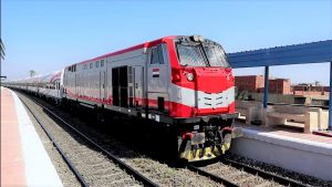 Egyptian rail system