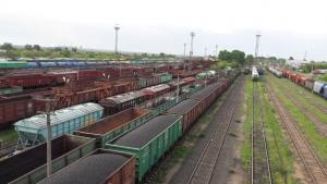 rail freight traffic