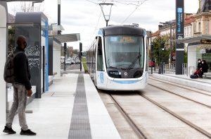 T9 tram line