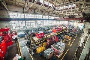Vilnius Locomotive Repair Depot