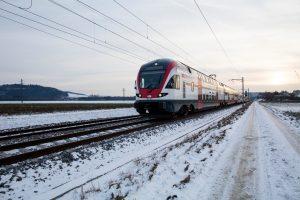 InterRegio double-deck trains