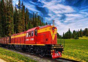 TEM9 shunting locomotives
