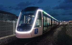 Lumière tramway