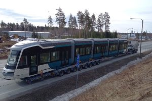 ForCity Smart Artic tram