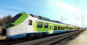 Coradia Stream regional trains