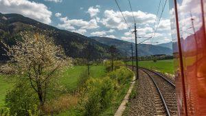 rail investment plan