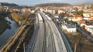 rail investment