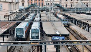 Czechia high-speed rail
