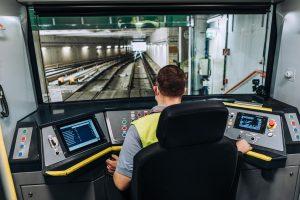 X-Wagen metro train