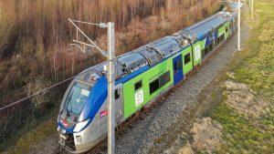 autonomous regional train