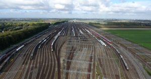 Kijfhoek freight railyard
