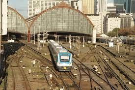 Mitre railway line