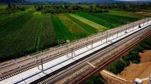 Arad-Sighisoara railway