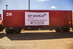 Maputo – Harare train service
