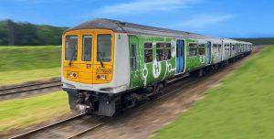 hydrogen train fleet