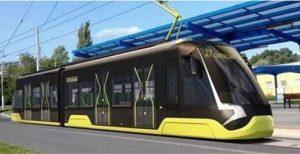 Kharkiv tram project