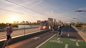 Parramatta LRT stage 2