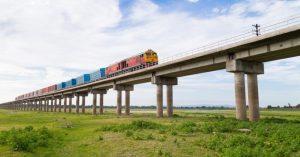 railway freight transport