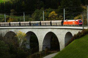 Curtici - Istanbul rail route