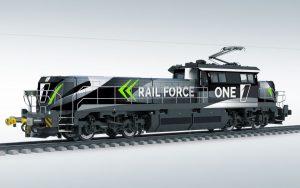 zero-emission shunting locomotive