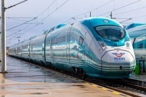 Velaro high-speed trains