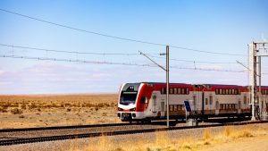 Caltrain electrification