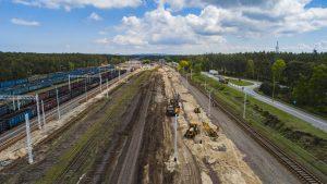rail access improvement