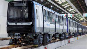 MP14 metro trains