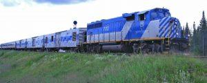 Tshiuetin Rail Transportation