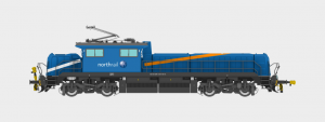 battery-electric dual-mode locomotives