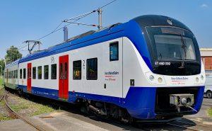 train upgrade and refurbishment