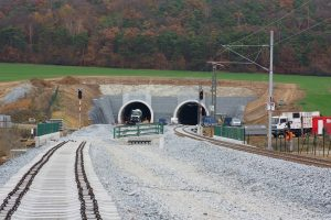 Ore Mountains Tunnel