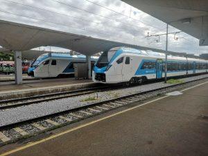 Flirt and Kiss trains