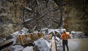 Sydney Metro West tunnelling